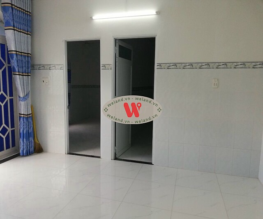 Nhà sổ hồng riêng 43m2- Thạnh Lộc