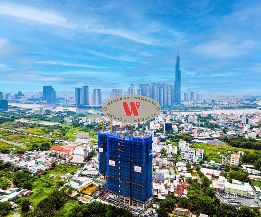 Căn hộ Mặt Tiền đường Lương Định Của 57m2 2PN